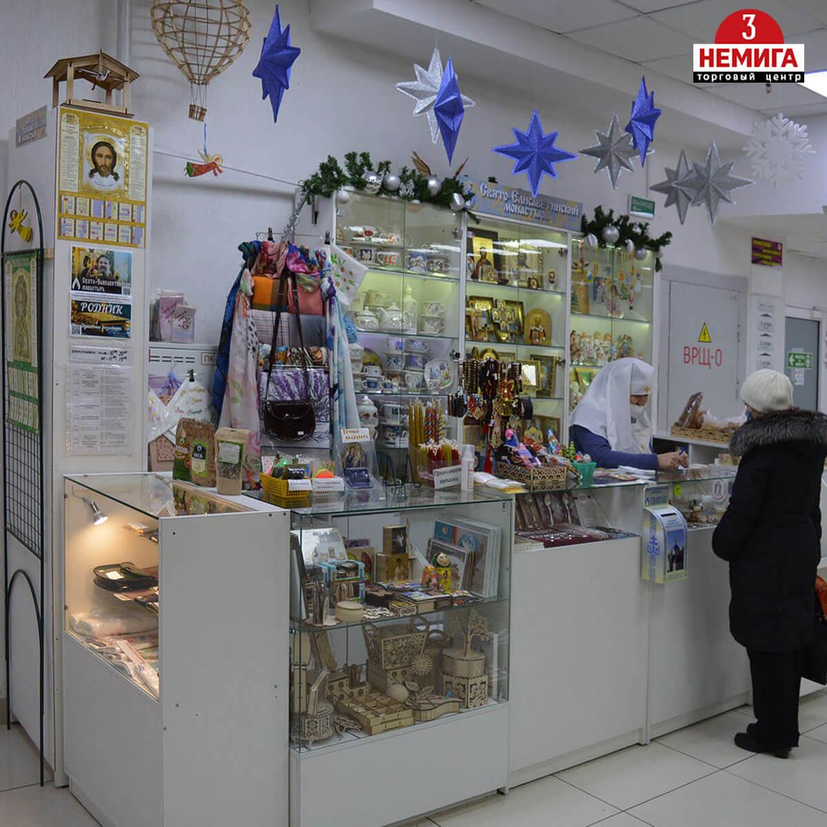 Продукция  - выпечка, сувениры и др.. от Свято-Елисаветинского монастыря