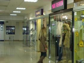 1-й этаж Торгового Центра - магазин эксклюзивной, фирменной одежды «Park Fashion»