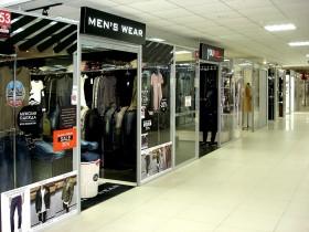 3-й этаж Торгового Центра - магазин  «Men's Wear»