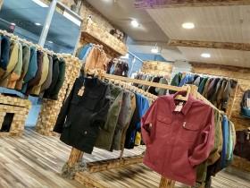 WOODMAN - мужская одежда в Торговом Центре «Немига 3»