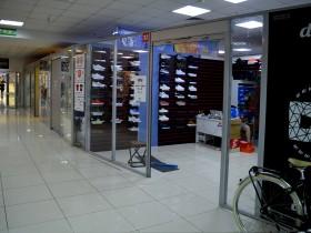 0-й (цокольный) этаж торгового центра - магазин EXXE