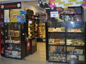 магазин комиксов, манги, ранобэ, сувениров, фигурок и литературы -Комікс Крама (ComicsKrama)