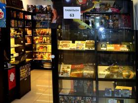 0-й (цокольный) этаж Торгового Центра «Немига 3» - магазин Комикс Крама (ComicsKrama)