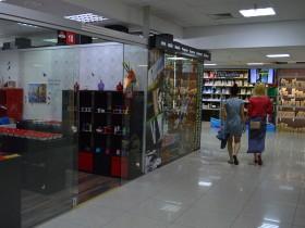 2-й этаж Торгового Центра - магазин  «Мир Бусин»