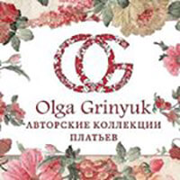 Olga Grinyuk - логотип