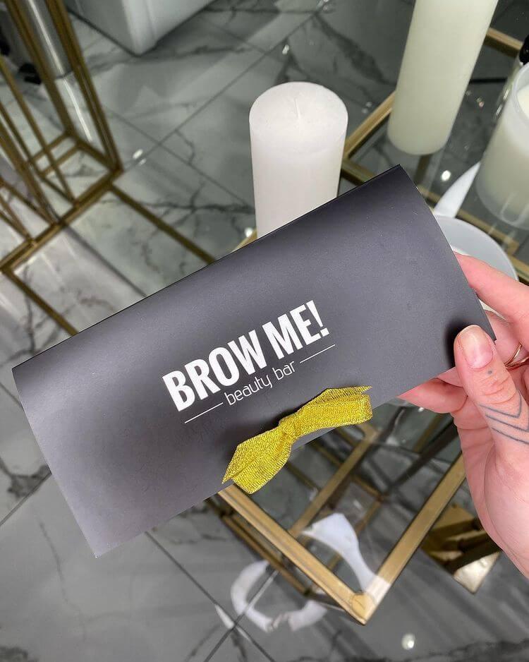 «Brow me» -  студия идеальных бровей, макияжа, локонов, маникюра и педикюра в Торговом Центре «Немига 3»