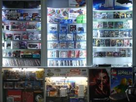 GameClub - магазин видеоигр, игровых приставок и аксессуаров
