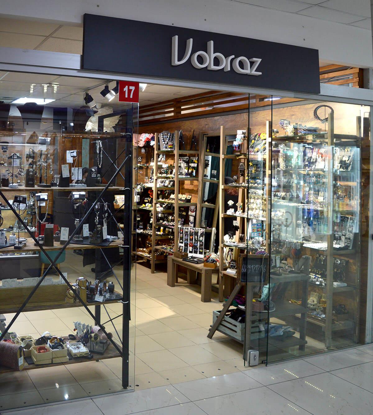Vobraz - магазин бижутерии и аксессуаров в Торговом Центре «Немига 3»