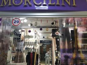 Morcilini - магазин женской обуви в Торговом Центре Немига 3, г Минск