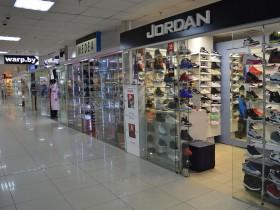 1-й этаж Торгового Центра - магазин «JORDAN»