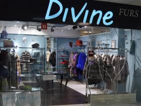«DIVINE furs» - изделия из натурального меха и аксессуары класса люкс