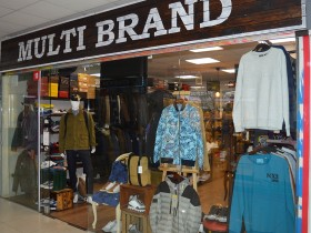 «MULTI BRAND» -  - OUTLET известных мировых брендов в Торговом Центре «Немига 3»