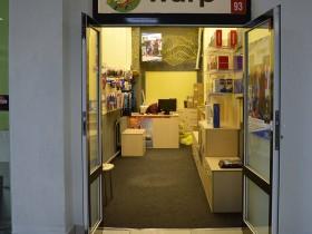 магазин игровых приставок и игр - WARP - 3-й этаж, павильон №93