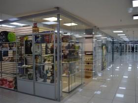 0-й (цокольный) этаж Торгового центре студия печати ColorVoid