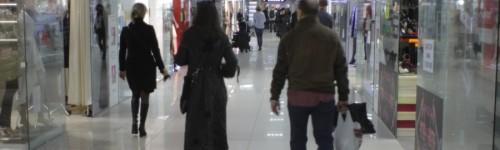 Аренда магазинов в торговом центре на 1 этаже